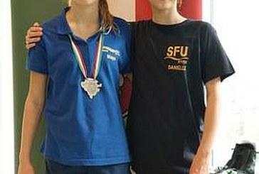 """Schwimmfreunde Unna sammeln Medaillen bei den """"Südwestfälischen"""""""