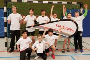 Kreismeisterschaften im Handball: KSB Unna ermittelt Kreismeister – Festspiele für das Gymnasium Kamen