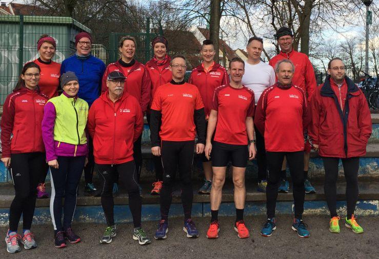 LSF-Teams bei Silvesterläufen in Unna und Werl-Soest am Start