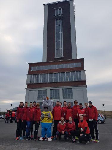LSF-Unna startet erfolgreich in Bönen in das Laufjahr 2018 –  Podiumsplatz und persönliche Bestzeiten –