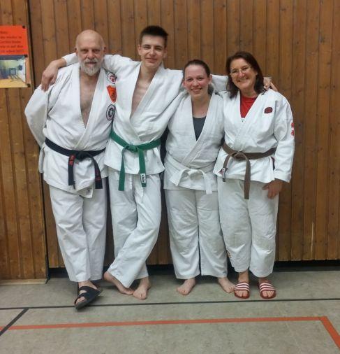 Erfolgreiche Prüfung für Lara Miranda beim Judo Club Holzwickede