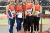 TV Unna-Leichtathletinnen starten erfolgversprechend in die Saison – Staffel wird NRW-Vizemeister