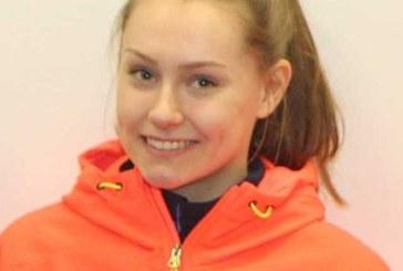 Unnaer Bobpilotin Laura Nolte fährt in Winterberg zum U23-Europameistertitel