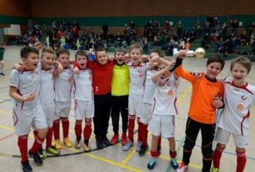 E-Juniorenfußballer der JSG Hellweg Unna ungeschlagen Sieger beim HSC-Turnier