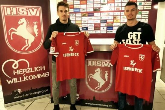 HSV verstärkt sich mit Yannick Albrecht und Florian Juka