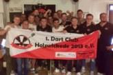 Dart Club Holzwickede spielt erfolgreiche Hinrunde