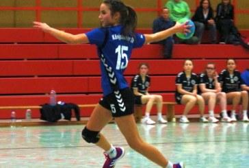 Weibliche B-Jugend des KSV verliert Topspiel und die Tabellenführung