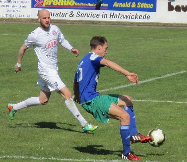 HSC düpiert Oberligisten mit klarem 5:2  – Überzeugende Vorstellung beim Test in Brünninghausen