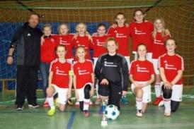 JSG Unna/Billmerich stellt zwei Kreismeister im Mädchenfußball