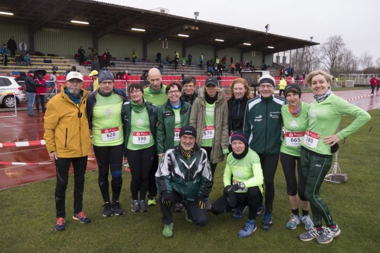 SuS-Vereinsrekorde fallen bei Hammer Winterlaufserie