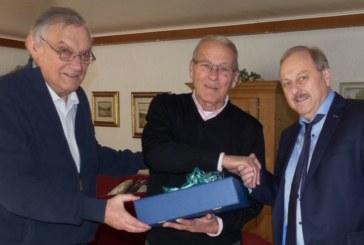 Horst Rabe feiert 80. Geburtstag