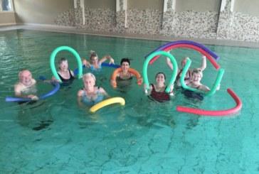 Aquafitness mit dem HSC-Gesundheitssport