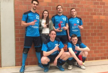 """Herrenteam des CVJM Kamen holt vierten Titel in der """"Quasi Bundesliga"""" des Indiacasports"""