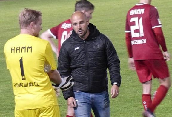 Hammer SpVg holt beim 1. FC Kaan-Marienborn den 17. Spieltag nach