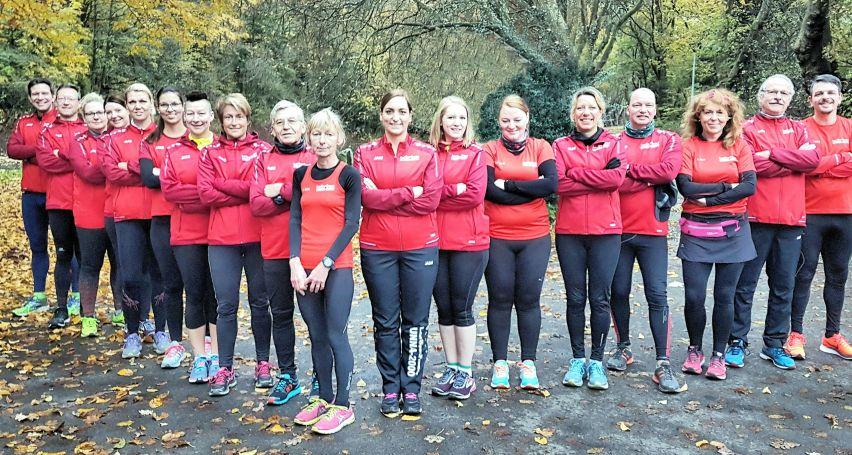 LSF-Unna beim Venloop 2018 am Start – Allein 17 Debütanten über die Halbmarathon-Distanz