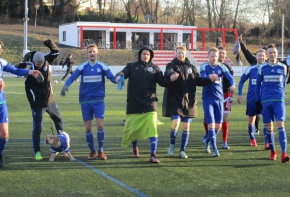 Verletztenmisere bleibt – HSC vertraut  wieder auf die positive Einstellung seiner Spieler