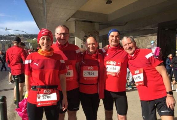LWT Unna beim Halbmarathon in Lissabon am Start
