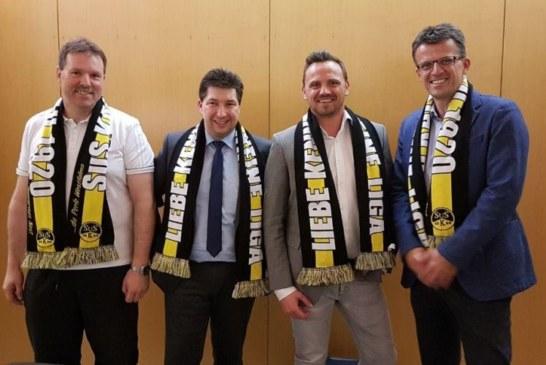 Patrick Linnemann und Dirk Pakendorf neu im Vorstand des SuS Kaiserau