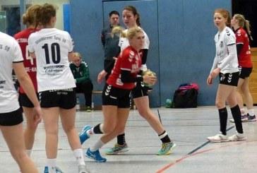 Silja Mende-Kamps sorgt für das Unentschieden