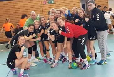 Dritter Platz beim Oster-Cup in Berlin krönt vier schöne Tage der weiblichen B-Jugend des Königsborner SV
