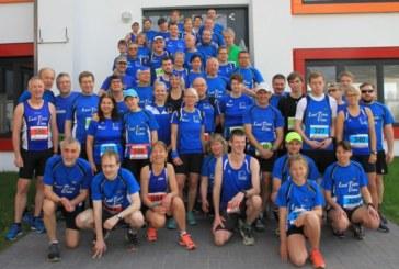 Lauf Team Unna mit großem Aufgebot beim AWO-Lauf Dortmund