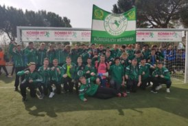 Westfalia-B-Junioren verbringen wieder die Osterferien in Spanien