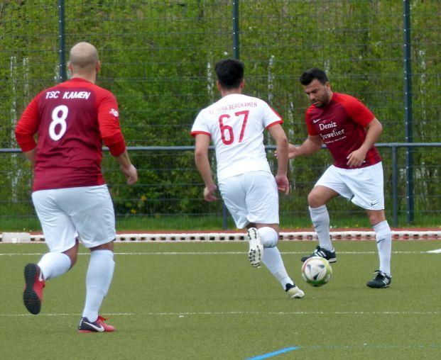 Fußball-Kreisliga A2: Abstiegskampf bleibt weiter spannend