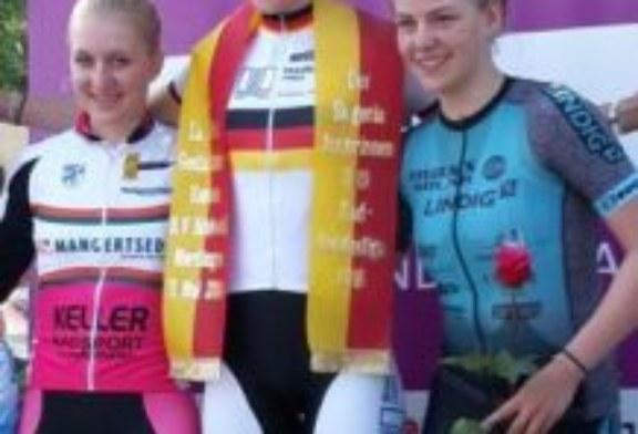 Franzi Koch siegt in der Bundesliga – Tatjana Paller bei den Frauen Zweite