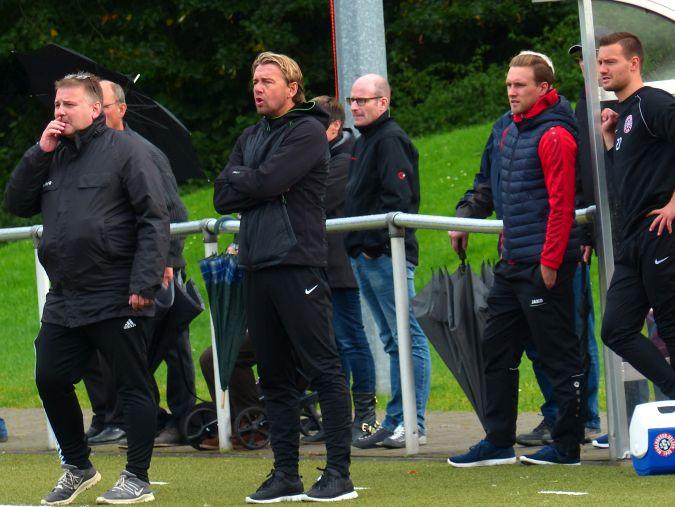 Die letzten Landesliga-Ergebnisse nicht im Sinne des SSV