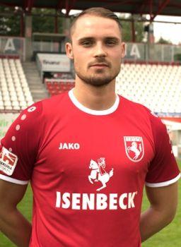 HSV verlängert Vertrag mit Felix Frank