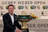Tennis-Superstar Roger Federer ist topgesetzter Profi bei 26. GERRY WEBER OPEN