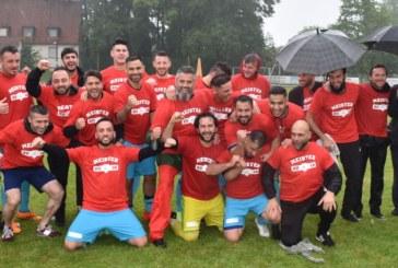 Fußball-Kreisliga A1: IG Bönen-Fußball macht das Meisterstück