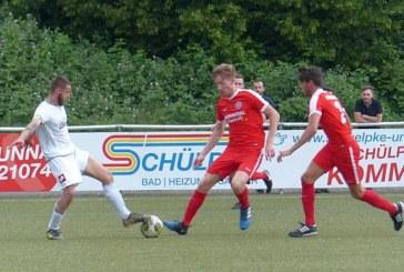 Hakan Sezer verabschiedet sich mit Hattrick aus dem Mühlbachstadion