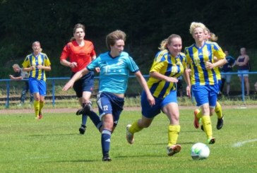 0:6 – BSV-Damen chancenlos im Krombacher-Kreispokal-Finale gegen Niederaden