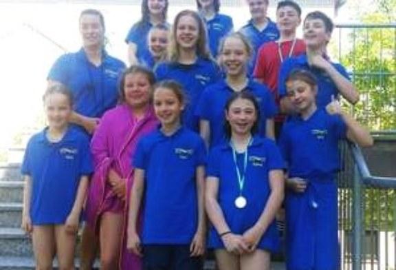 SFU-Nachwuchs schwimmt 40 neue Bestzeiten beim Jugendschwimmfest des SV Westick Kaiserau