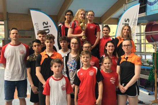 Wasserfreunde gewinnen Mannschaftspokal in Plettenberg