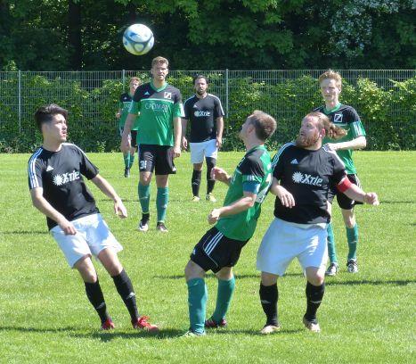 Fußball-Kreisliga: Der zweite Absteiger in der A2 wird noch gesucht
