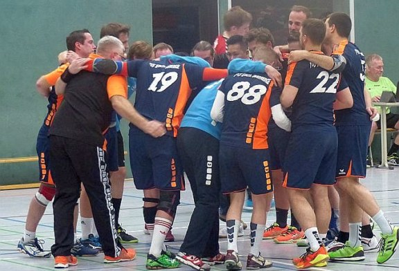 Handball-Kreisliga: SG Unna Massen II verliert Topspiel gegen Soester TV III
