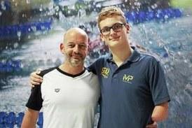 Adam Karas: Neun Medaillen bei der Behinderten-DM