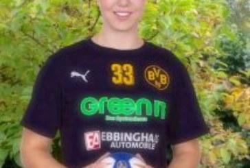 Bergkamenerin Lea Bachmann greift mit dem BVB zum deutschen Meistertitel