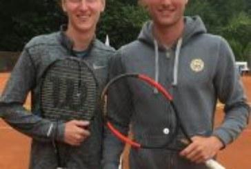 3. Kamen Open: Erfreuliche Auftakterfolge westfälischer Tennisspieler in der ersten Qualifikationsrunde