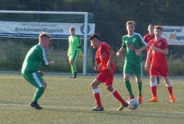 Aufstiegsrunde zur Bezirksliga: HSC-C-Junioren übernehmen die Tabellenspitze