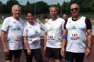 SuS-Erfolge bei den Westfälischen Seniorenmeisterschaften