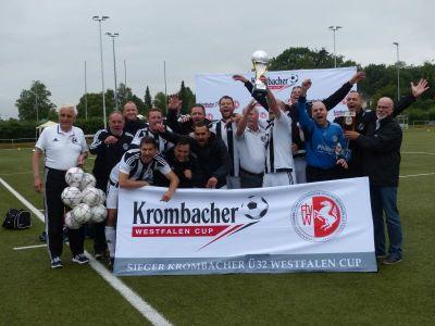 SuS Kaiserau erwartet rund 500 Zuschauer beim Krombacher Ü32 und Ü40 Westfalen Cup