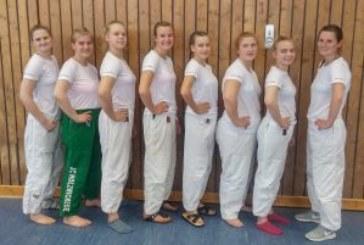 JCH-Damen sichern sich zwei Punkte gegen Herford in der Judo-Oberliga