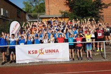 Landessportfest der Schulen: KSB Unna ermittelt die besten Leichtathleten des Kreises