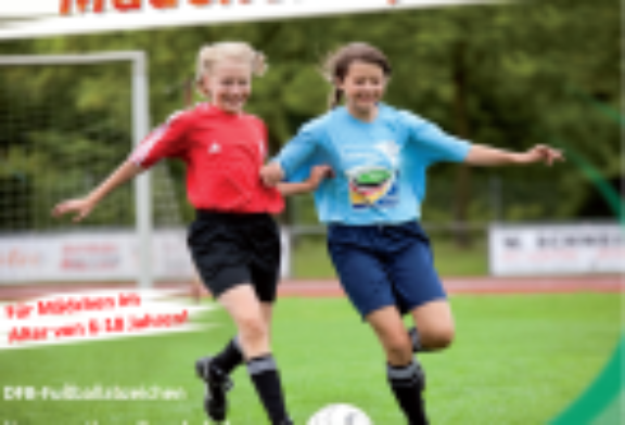 Tag des Mädchenfußballs am 15. Juni beim Kamener SC