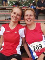 TVU Leichtathletinnen holen sechs Westfalenmeistertitel