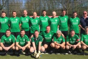 SGM-Oldies im Kreispokal-Finale gegen Westfalia Rhynern