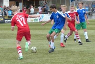 Dortmunder Vereine spielen beim 8. Westfalen-Cup eine gute Rolle